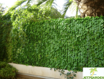 HAIE ARTIFICIELLE FEUILLES 1,00mx3m [SIMPLE FACE]/ JET7GARDEN